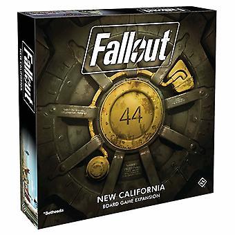 Fantasy Flight Games-Fallout-New California-Expansion