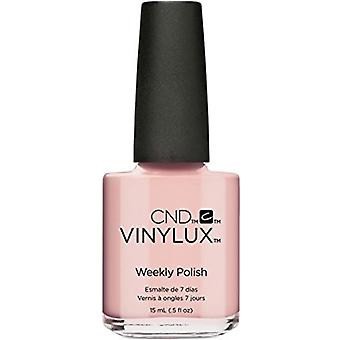 CND vinylux Nude 2018 Weekly Nail Polish Collection - Uncovered (267) 15ml