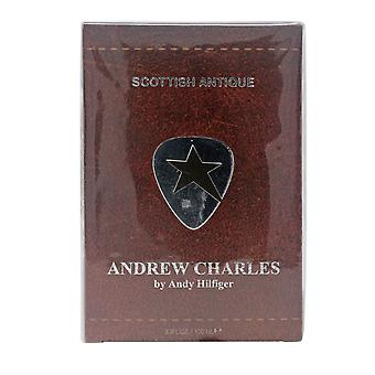 Andrew Charles Scottish Antique by Andy Hilfiger EDT 3.3oz Spray New In Box