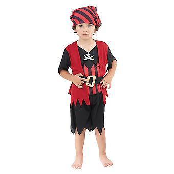 Bristol novinka Boys pirátský kostým
