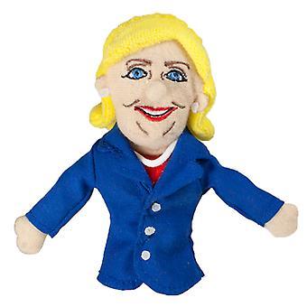 Deget marionetă-UPG-Hillary Clinton noi cadouri jucarii licentiat 4098