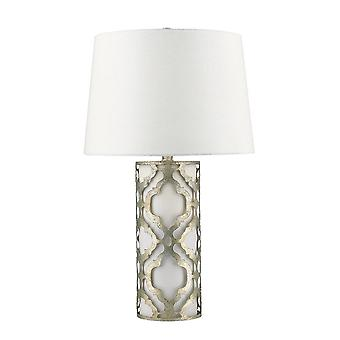 Gilded Nola Gilded Nola Arabella Table Lamp - Distressed Gold - Small