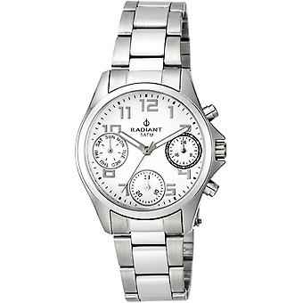 Radiant Mayfair Quartz Analog Women Watch with RA385703A Stainless Steel Bracelet