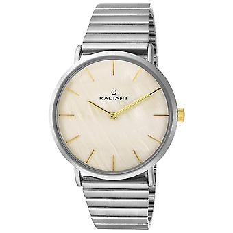 Radiant ginger Quartz Analog Woman Watch with RA475203 Stainless Steel Bracelet