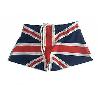 Union Jack indossare il costume di Union Jack
