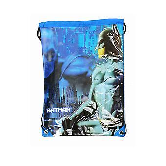 String Backpack - DC Comic - Batman - Sideway - Cinch Bag New Boys bgcs01