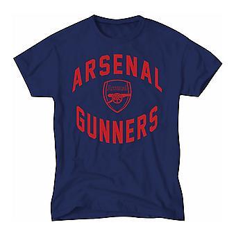 Arsenal FC Oficjalna męskie Krótki rękaw Gunners piłki nożnej gladiatora