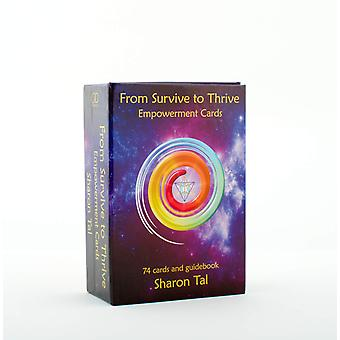 From survive to thrive empowerment cards 9780648071198