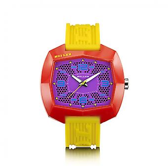 Holler Pimped De Lite  Yellow / Red / Purple Watch HLW2452-4