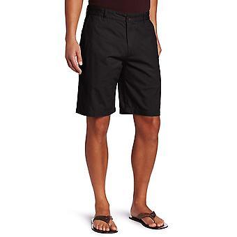 Dockers Men-apos;s Classic-Fit Perfect-Short - 34W - Noir, Noir (Cotton), Taille 34