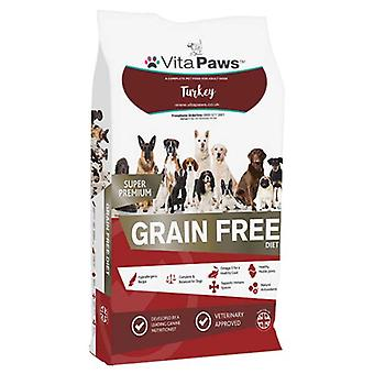 Vitapaws/dog-food/turkey-dog-food - 2 kg