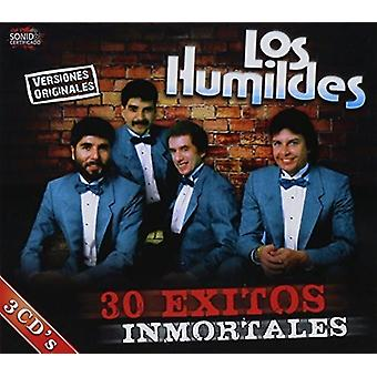 Los Humildes - 30 Exitos Inmortales [CD] USA import