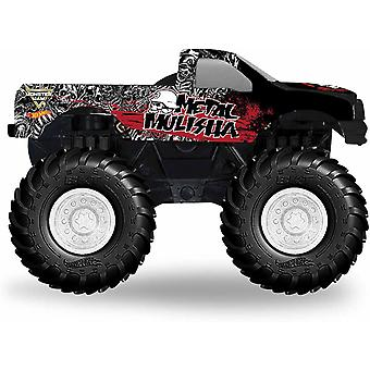 Hot Wheels Monster Jam Rev Tredz Mulisha Friktion Leksaksbil 12cm