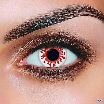Blood Splat Contact Lenses (Pair)