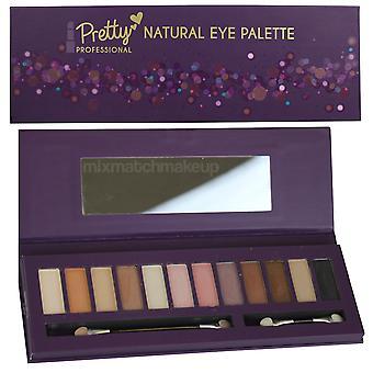 Pretty Professional Eye Shadow Palette ~ Natural