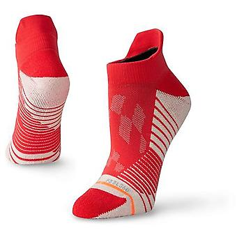 Stance Spaceflyer Tab No Show Socks in Red