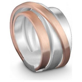QUINN - Ring - Damen - Silber 925 - Weite 62 - 022792901