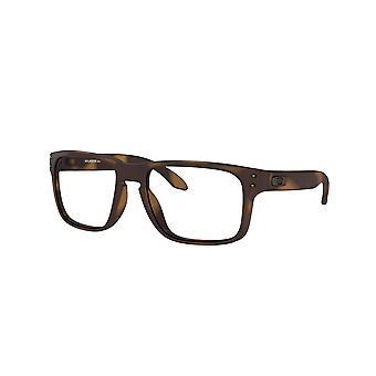 Oakley Holbrook RX OX8156 02 Matte Brown Tortoise Glasses