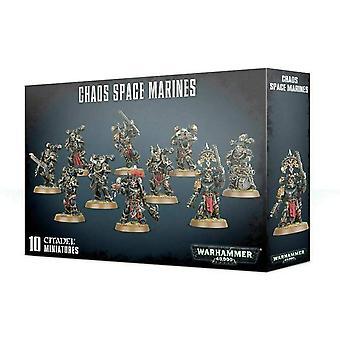 Games Workshop - Warhammer 40.000 - Chaos Space Marines
