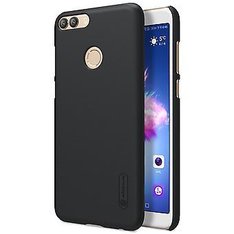 Hull Huawei P Smart 2018 Rigid Black Mat - Nillkin