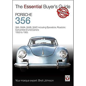 Porsche 356 by Brett Johnson