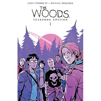Woods Yearbook Edition Book One by James Tynion IV