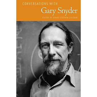 Conversations with Gary Snyder by David Stephen Calonne