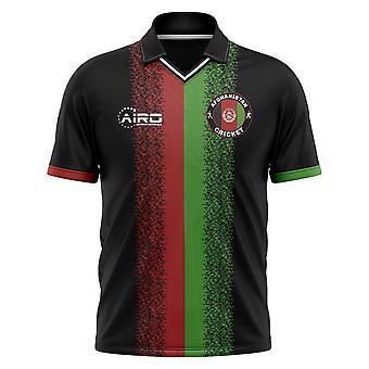 2019-2020 Afghanistan Cricket Concept Cricket Shirt - Womens