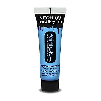 Paint Glow Uv Face & Body Paint, Baby Blue