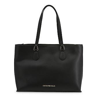 Emporio armani women's shoulder bag - y3d118_yh65a, black
