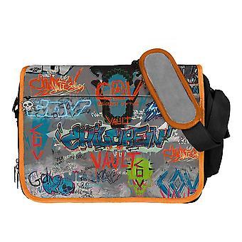 Borderlands 3 Unisex Children of the Vault Messenger Bag Multi-color (GE3915)