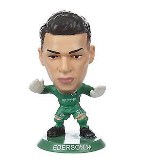 Manchester City FC Ederson Soccerstarz
