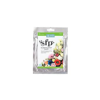 Squires Kitchen SFP Sugar Florist Paste Mint (Christmas Green) 100g