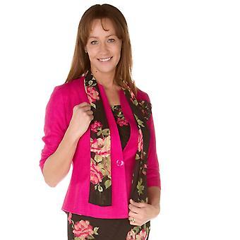 HUDSON AND ONSLOW Jacket J2689 Pink
