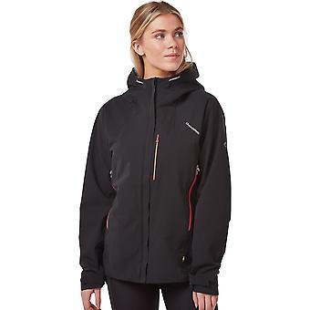 Craghoppers Womens Explore Hooded Waterproof Coat
