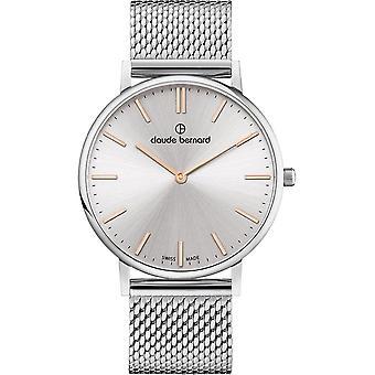 Claude Bernard - Wristwatch - Unisex - Slim Line 41 MM - 20219 3M AIR