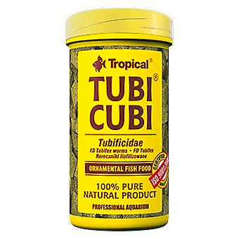 Tropical 01133 Tubicubi 100 ml (Fish , Food , Warm Water)