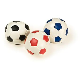 Trixie Pelota Fútbol Blanda B/n 11Cm (Perros , Juguetes y deporte , Pelotas)