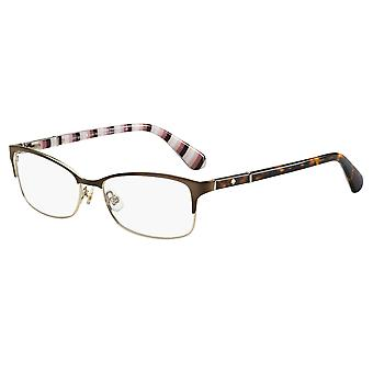 Kate Spade Laurianne 09Q Brown Glasses