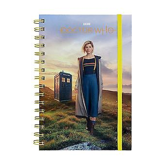 Doctor Who, Notepad - 13e Docteur