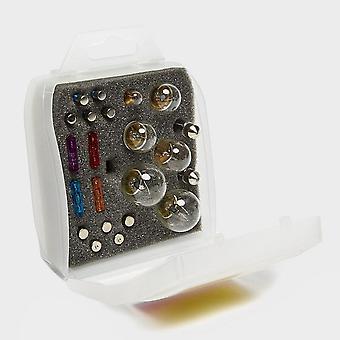New W4 Caravan Bulb and Fuse Kit Maintenance Equipment Power White