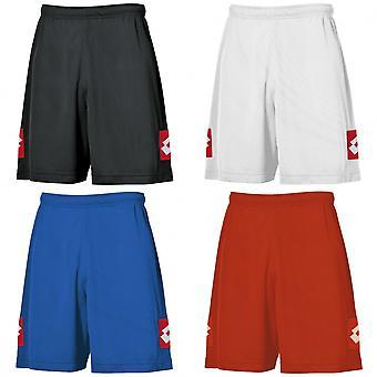 Lotto Mens Football Sports Speed Shorts