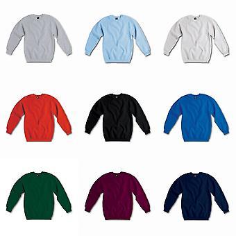 SG Kids Raglan Sleeve Crew Neck Sweatshirt