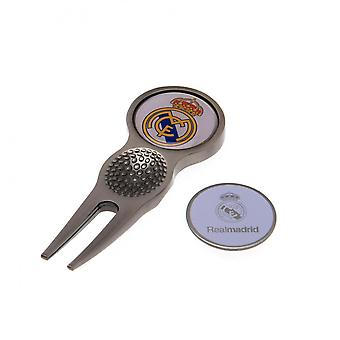Real Madrid CF Divot Tool And Marker