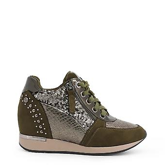 Xti Original Women Fall/Winter Sneakers - Green Color 57297