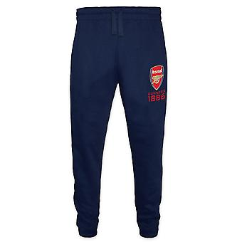 Arsenal FC Official Football Gift Mens Fleece Joggers Jog Pants