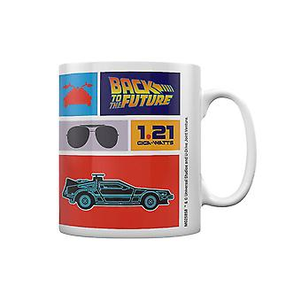 Back to the Future, Mug - Collection