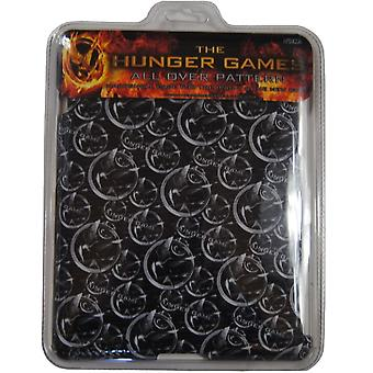 Hunger Games Girl On Fire Mockingjay Hard Snap Case For IPad 2
