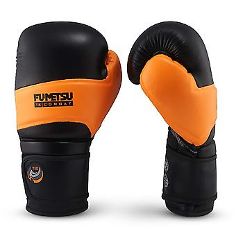 Fumetsu Ghost Gants de boxe Noir / Orange