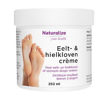 Naturalize Calluses-& cracked heels cream (250 ml)